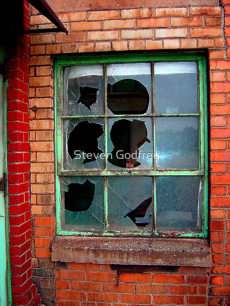 Mill Window by Steven Godfrey