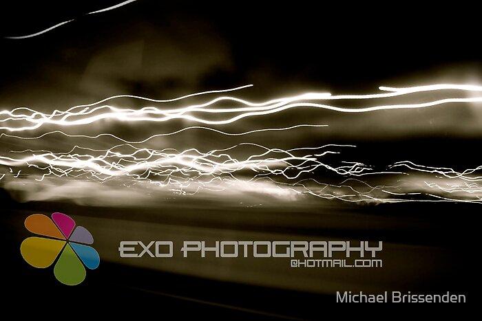 Light Speed by Michael Brissenden