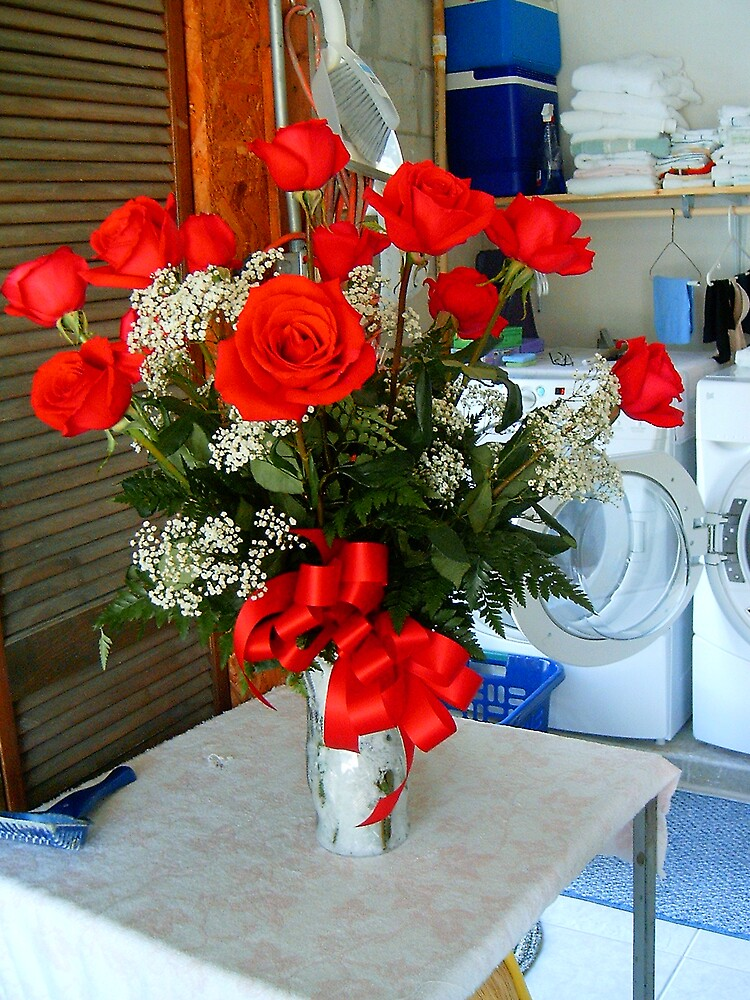 All Ladies Love A Rose by gypsyrayne