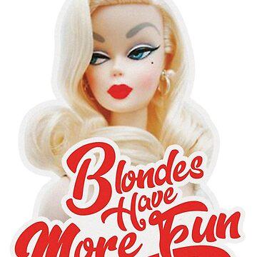 Blondes Have More Fun by cherrypiez