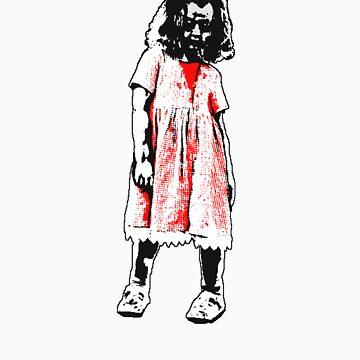 Little Girl Zombie by Originalnilson