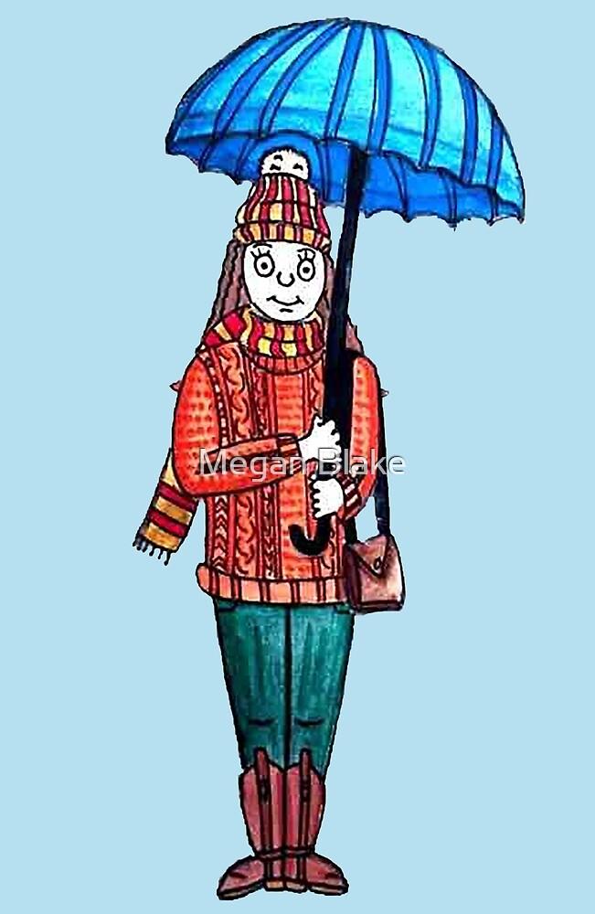 Rainy Days by Megan Blake
