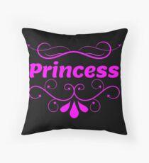 Princess Design  Throw Pillow