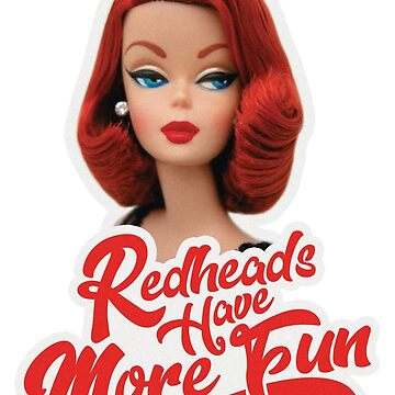 RedHeads Have More Fun by cherrypiez