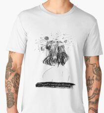 SECRET FOR THE MAD  -  Dodie Clark Men's Premium T-Shirt