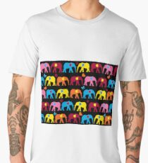 elephant cute  Men's Premium T-Shirt