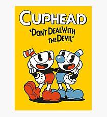 CUPHEAD Photographic Print