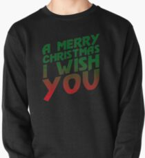 A Merry Christmas I Wish You  T-Shirt