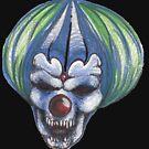 Evil Clown by Dantapley
