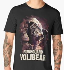 League of Legends RUNEGUARD VOLIBEAR Men's Premium T-Shirt