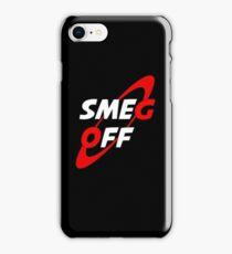 smeg off plain iPhone Case/Skin
