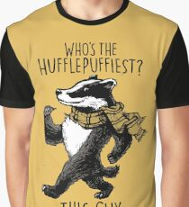 The Hufflepuffiest Graphic T-Shirt
