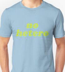 no hetero #2 T-Shirt