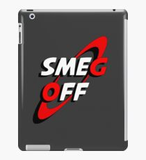 smeg off shadow iPad Case/Skin