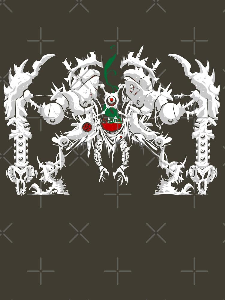 Killbot 07 - Ramshackle by simonsherry