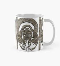 Cthulhu head - cthulhu f'tagn in a swirl Mug