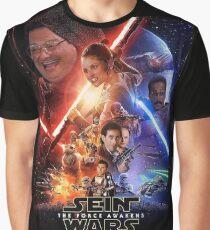 Sein Wars Graphic T-Shirt