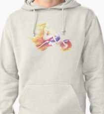 Hot Ride Pullover Hoodie