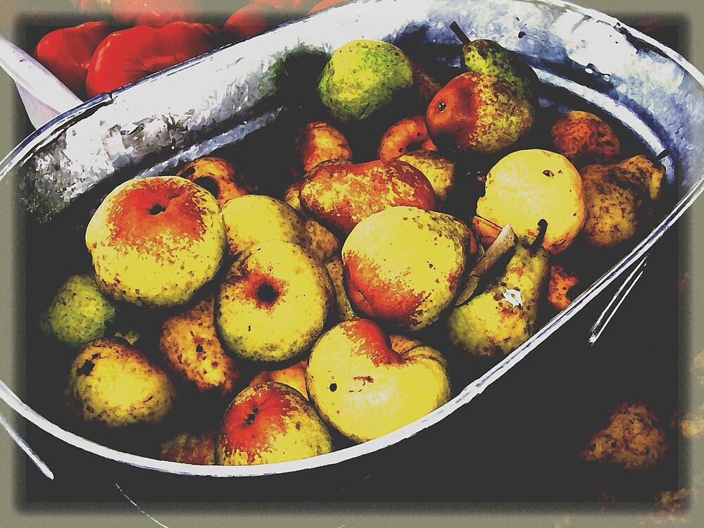 Pears by Judi Taylor
