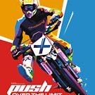 Motocross - Push Over The Limit #2 by toni-agustian