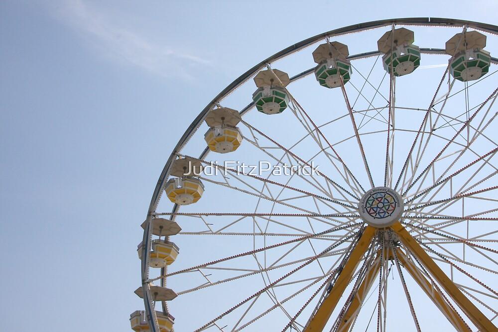 A Big E Wheel by Judi FitzPatrick