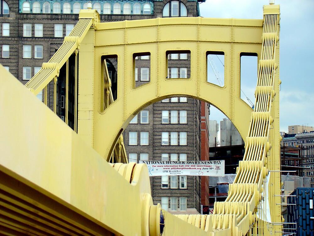 Sixth Street Bridge  by Jennifer Darrow