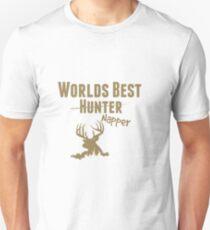 Worlds best X napper T-Shirt