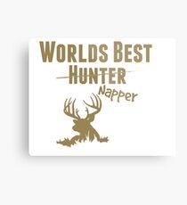 Worlds best X napper Metal Print