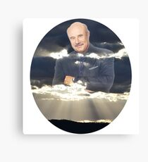 Angelic Phil  -  S.M PHOTOG. EDITION Canvas Print