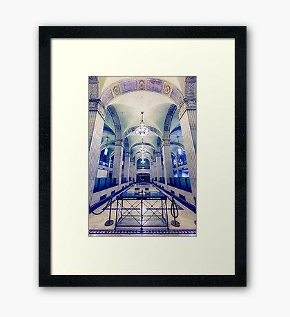 CIBC Mellon 2 Framed Print