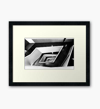 Stairs of Wonder 4 Framed Print