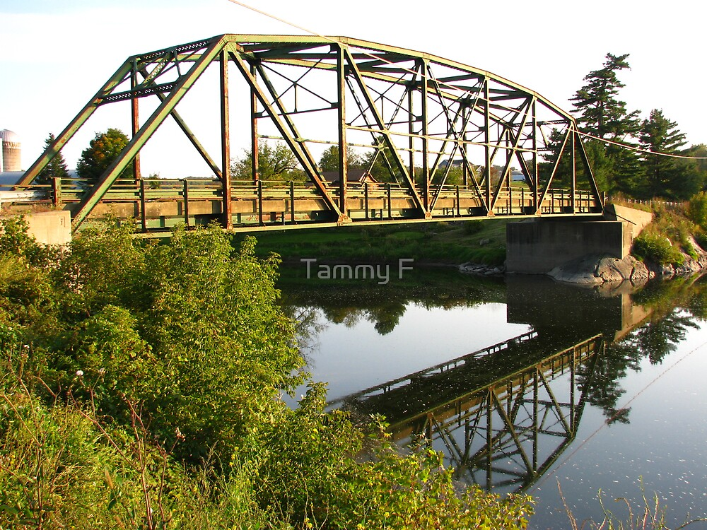 Bridge to the Country by Tammy F