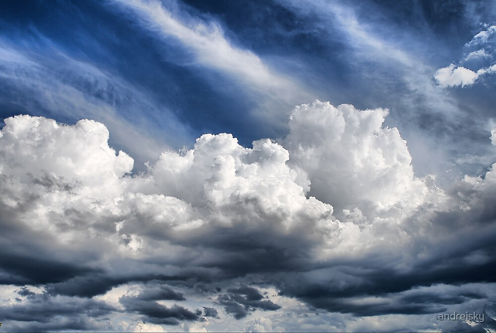 Clouds VIII by andreisky
