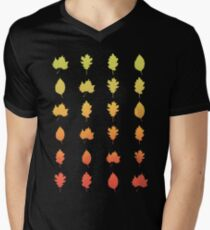 Falling leaves (black) T-Shirt
