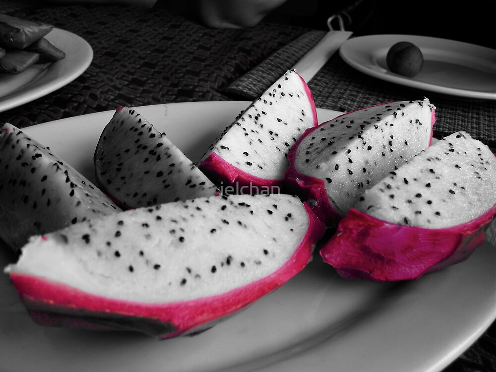 Dragon Fruit by ielchan