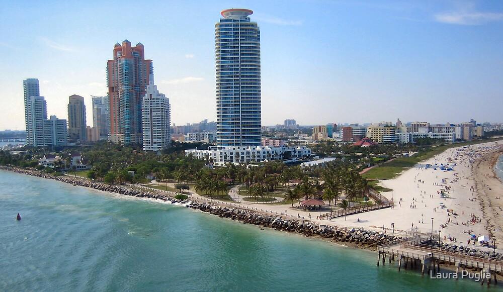Florida Coastline by Laura Puglia