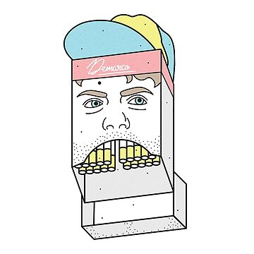 mac demarco tobacco cigarette pack by styleforever