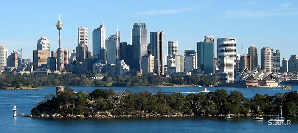 Sydney views by StuartR
