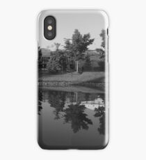 A Perfect Reflection iPhone Case