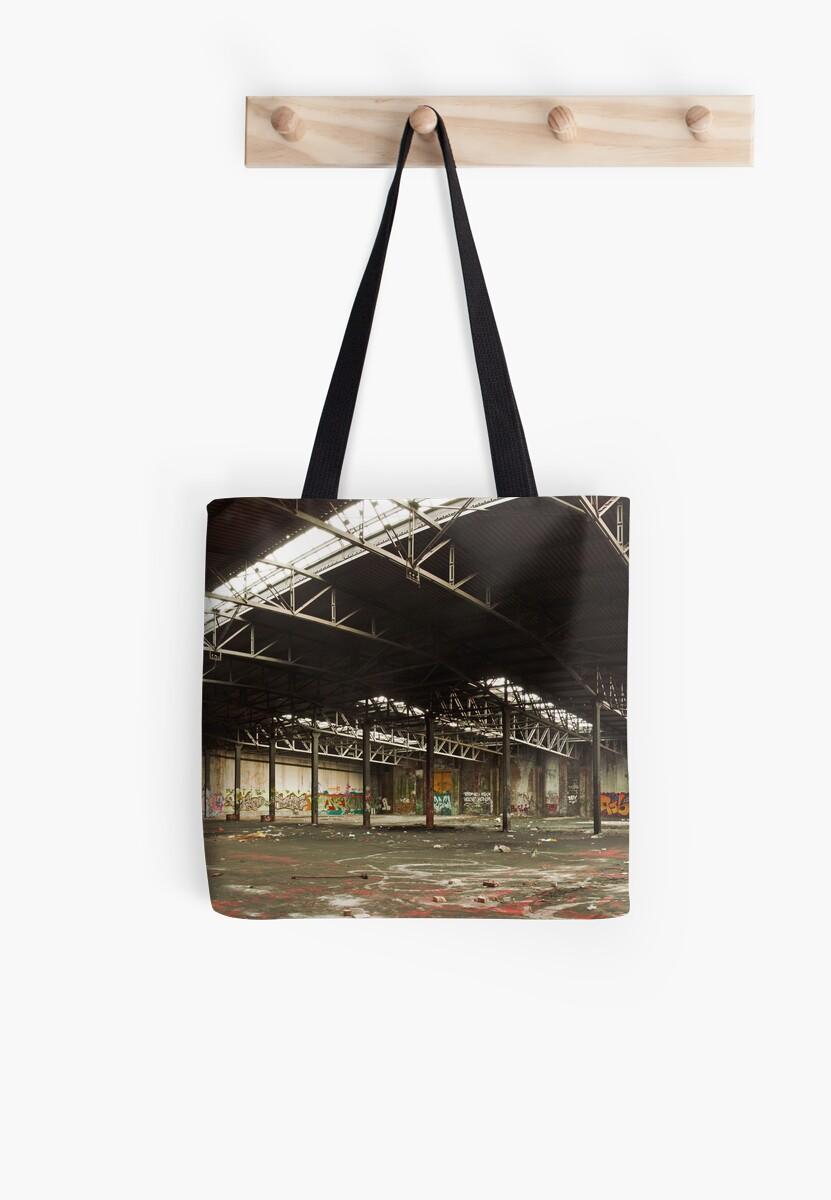 Locomotive depot by Dominika Aniola