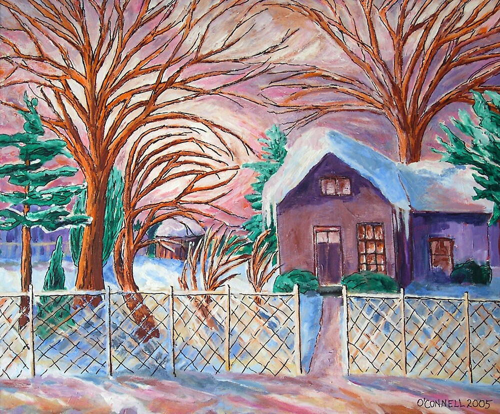 """""""Winter in the City"""" by northerner3"""