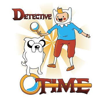 Detective Time! by JessdeM
