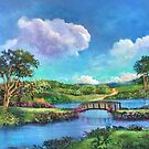 Pastoral Paradise by Randy Burns