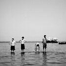 walking on water by minau