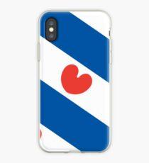 Flag of Friesland iPhone Case