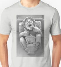 He Can Cook too - Goofy Gargoyle T-Shirt