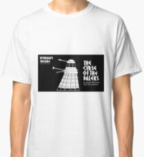 The Curse of the Daleks - theatre programme Classic T-Shirt