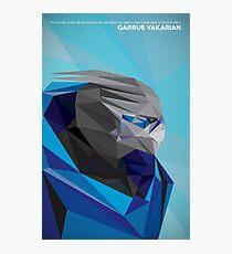 Garrus Vakarian Photographic Print