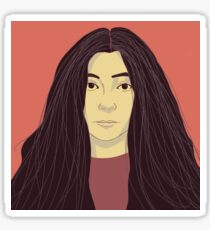 Yoko Sticker