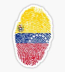 Huellas Venezuela Sticker